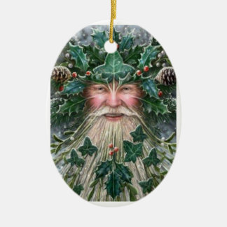 Yule King Ornament