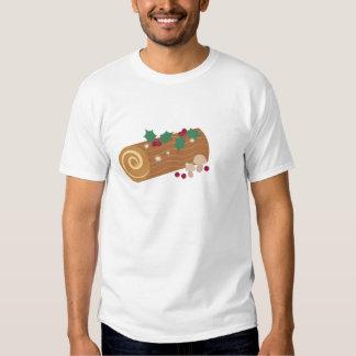 Yule Log Shirt