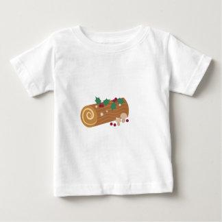 Yule Log Tshirt