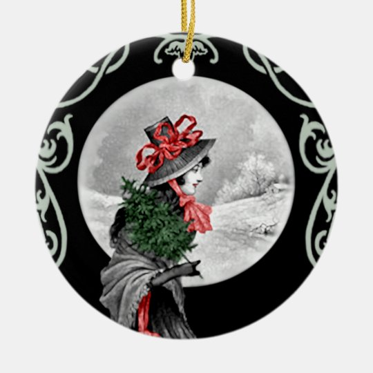 Yule Maiden - Ornament #2 (Customise)