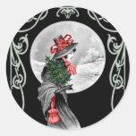 Yule Maiden - Sticker