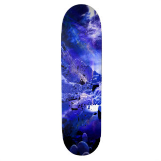 Yule Night Dreams 21.6 Cm Old School Skateboard Deck