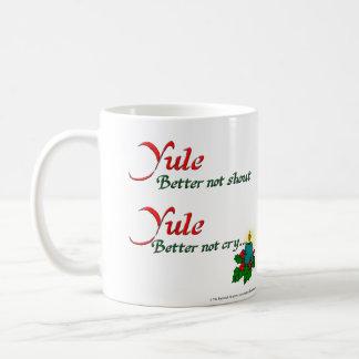 Yule/Odin Coming to Town Basic Mug