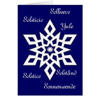 Yule - Solstice - It s Universal Greeting Card