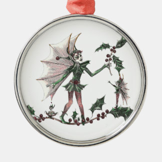 Yuletide Fairy ornament