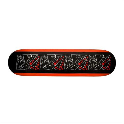 Yum Bum Skate Board Decks