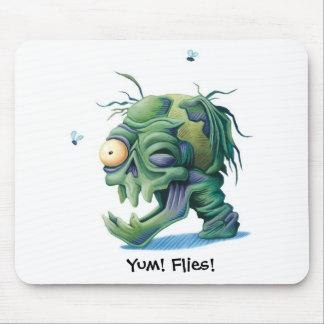 Yum! Flies! Mousepad