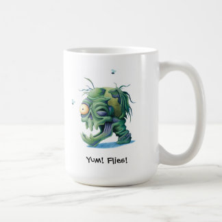 Yum! Flies! Mug