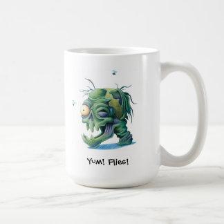 Yum! Flies! Mug