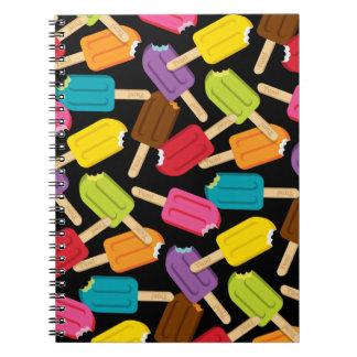 Yum! Popsicle Journal (Black)