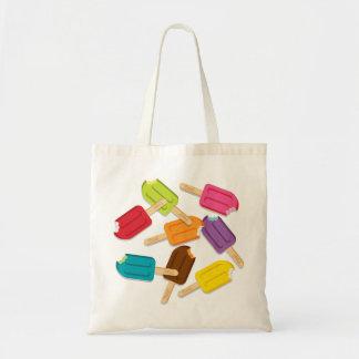 Yum! Popsicle Tote Bag
