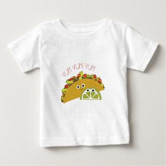 Yum Yum Taco Baby T-Shirt