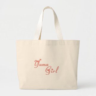 Yuma Girl tee shirts Canvas Bags