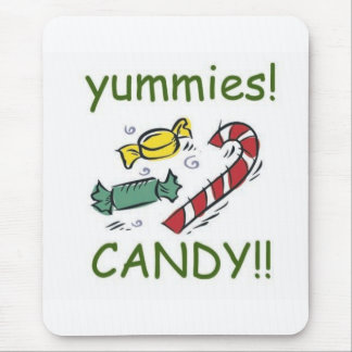 Yummies! Candy!! Mouse Pad