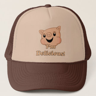 Yummy Bacon Trucker Hat