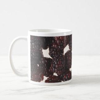 Yummy Blackberries Coffee Mug