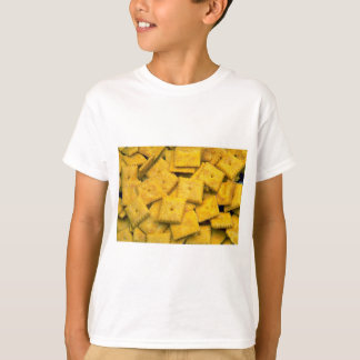 Yummy Cheese crackers T-Shirt