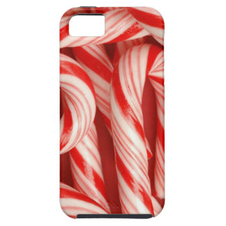 Yummy Christmas Holiday Peppermint Candy Canes iPhone 5 Cover