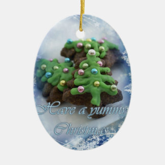 Yummy Christmas Ornament