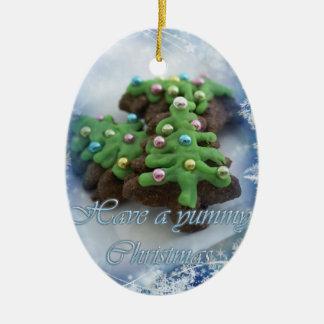 Yummy Christmas Ornament
