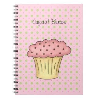 Yummy Cup Cake Notebook