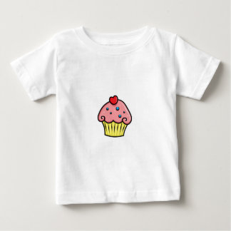 Yummy Cupcakes Baby T-Shirt
