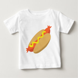 Yummy Food - Hotdog Baby T-Shirt