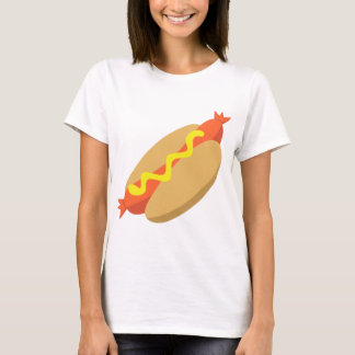 Yummy Food - Hotdog T-Shirt