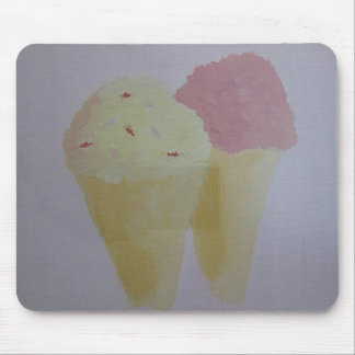 Yummy Ice Cream Mouse Pad
