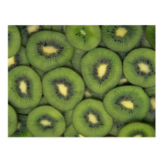 Yummy Kiwi fruit Postcard