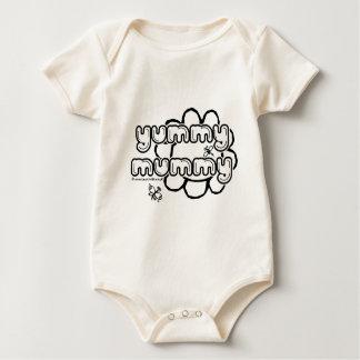 Yummy Mummy Baby Bodysuit