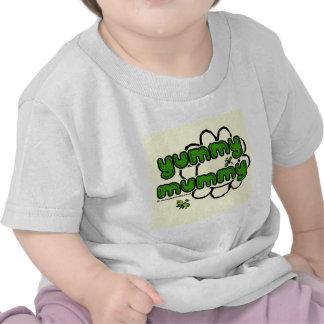 Yummy Mummy Tee Shirts