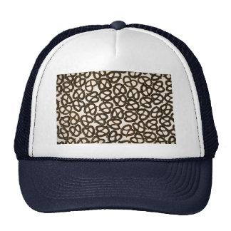 Yummy Pretzels Mesh Hat