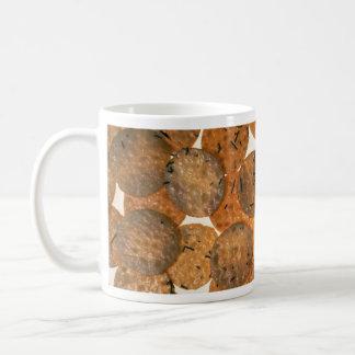 Yummy Rice crackers Coffee Mugs
