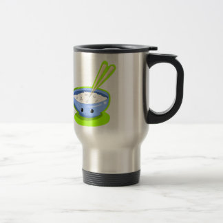 Yummy Rice! Stainless Steel Travel Mug