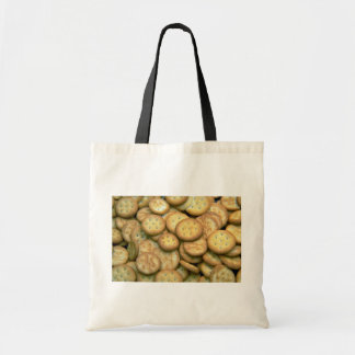 Yummy Snack crackers Tote Bag