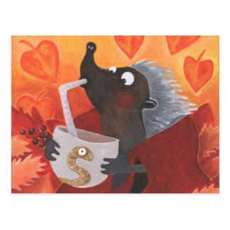 """""""Yummy soup"""" -Postcards! Postcard"""