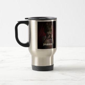 Yummy Spider Stainless Steel Travel Mug