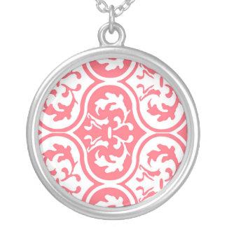 Yummy Stunning Energized Thrilling Round Pendant Necklace