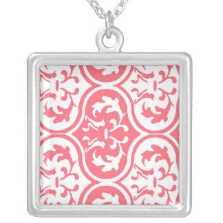 Yummy Stunning Energized Thrilling Square Pendant Necklace