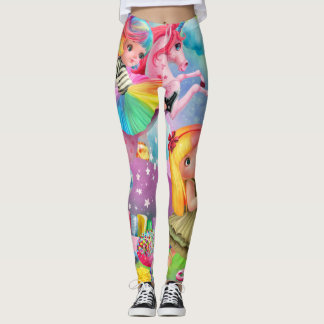 Yummy Unicorn Leggings