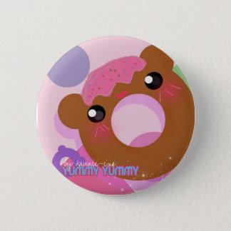 Yummy Yummy! 6 Cm Round Badge