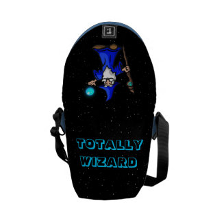 Yummy's TOTALLY WIZARD Fanny Pack Messenger Bags