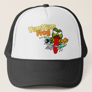 YumYum Frog Souvenirs Trucker Hat