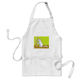 Yuna Anime Art Gallery Character Apron