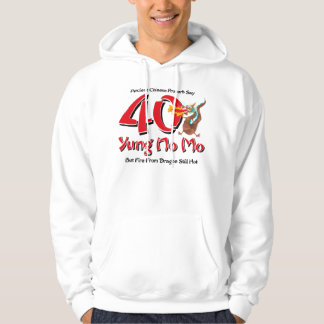 Yung No Mo 40th Birthday Hoodie