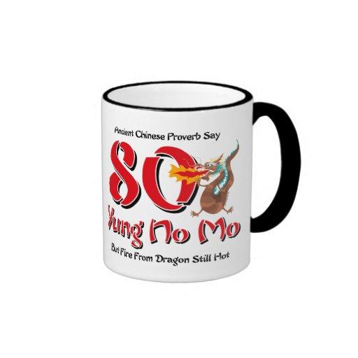 Yung No Mo 80th Birthday Coffee Mug