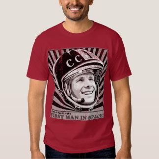 Yuri Gagarin Юрий Гагарин Tshirt