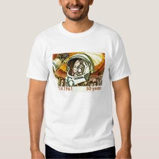Yuri Gagarin Tee Shirt