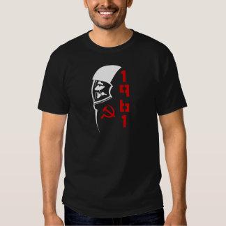 Yuri Gagarin Tee Shirts